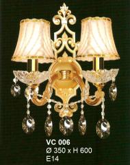 Đèn tường nến VC 006