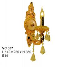 Đèn tường nến VC 037