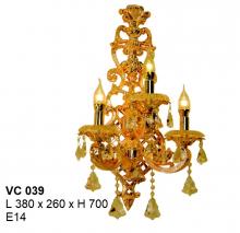 Đèn tường nến VC 039