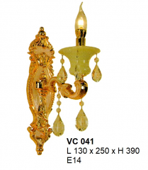 Đèn tường nến VC 041