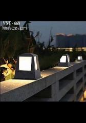 Đèn trụ cổng VNT 668